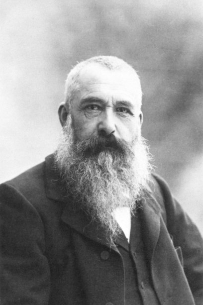 Claude Monet in 1899