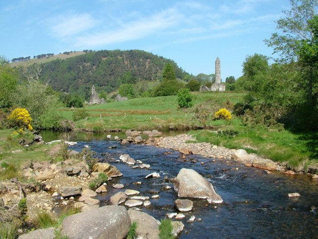 Glendalough --- Wicklow Mountains - Ireland