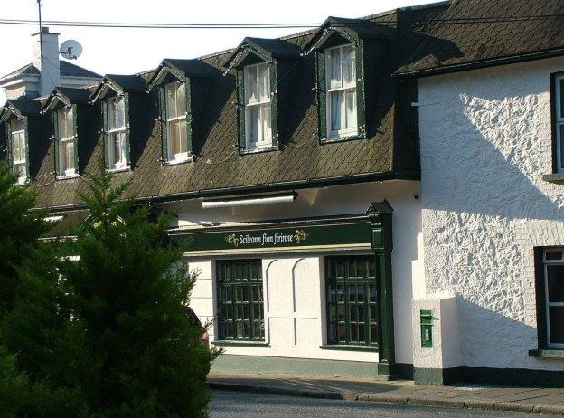 Glendalough hotel - Wicklow Mountains - Ireland