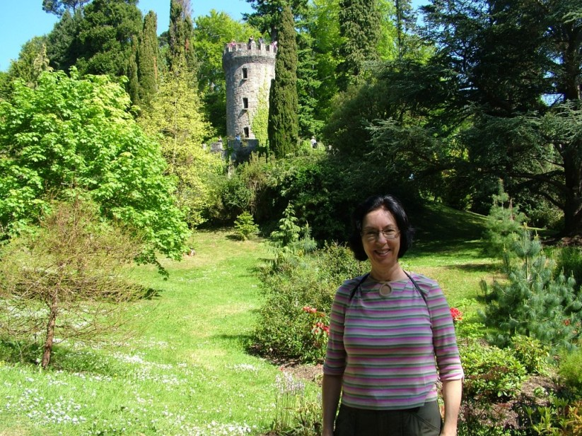 Jean in Tower Valley - Powerscourt - Wicklow - Ireland