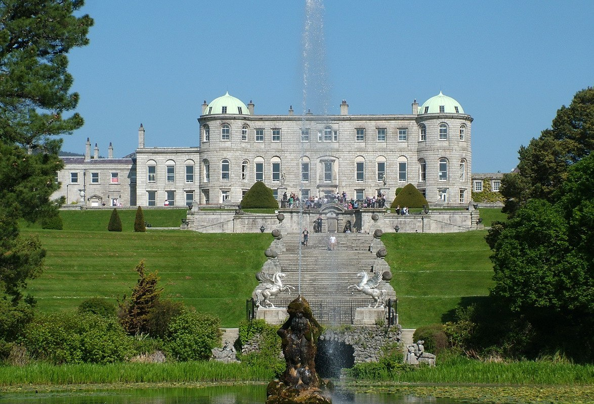 Powerscourt House And Gardens A World Of Floral Glory
