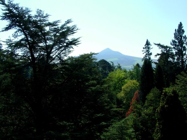 Sugar Loaf Mountain - Powerscourt - Ireland