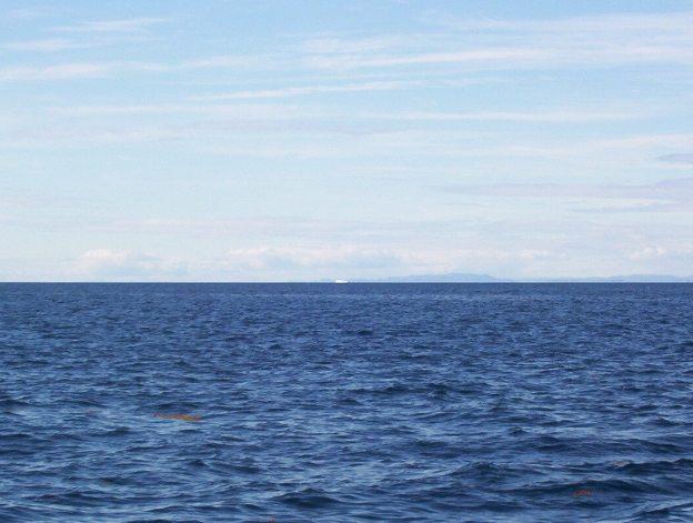 arctic ocean - off kerkerten island - nunavut - canada