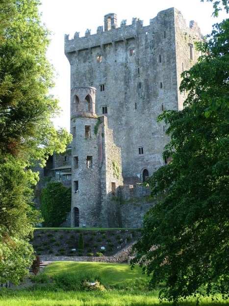 An image of Blarney Castle in County Cork, Ireland. Photography by Frame To Frame - Bob and Jean.