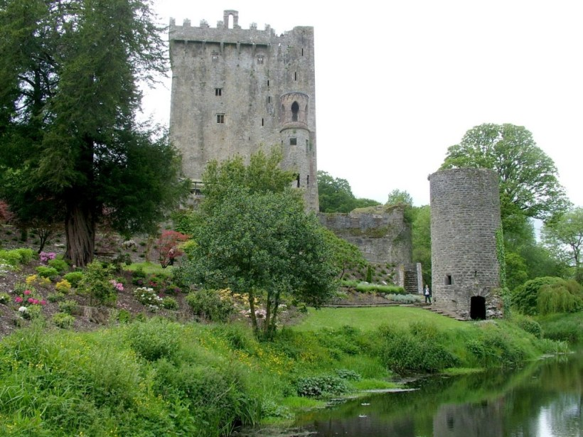 Blarney Castle in County Cork, Ireland