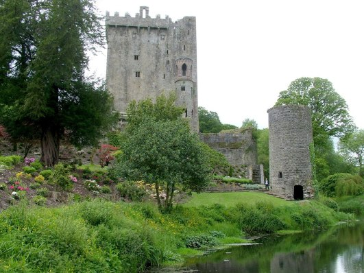 Blarney Castle in lreland