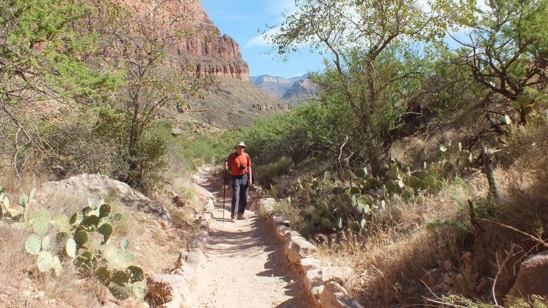 bob on bright angel trail 21
