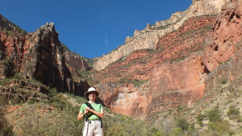 jean on bright angel trail 17