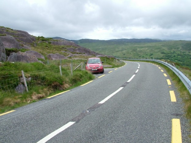 highway n71 caba mountains, ireland 3