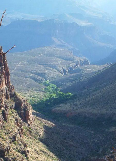 plateau point hiking trail , grand canyon 1aa