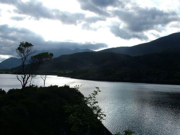 sunset upper lake, killarney national park, ireland 22