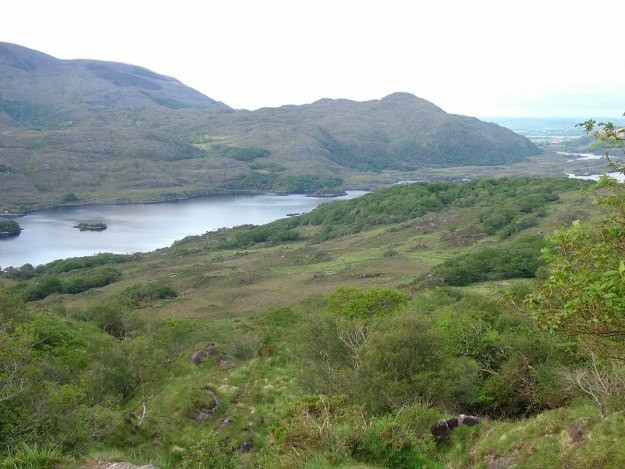 upper lake, killarney national park in ireland 20