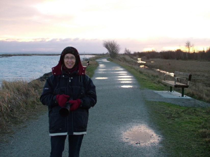 jean at boundary bay - BC