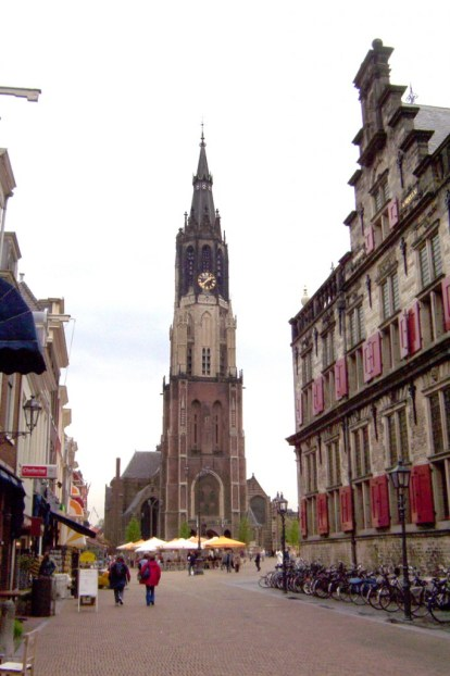 Nieuwe Kerk - New Church - delft - the netherlands