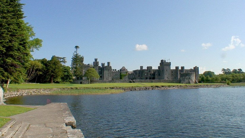 ashford castle in county mayo - ireland 1