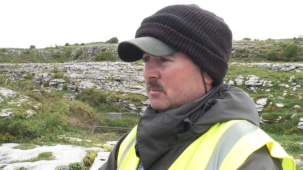 joe clancy the burren ireland 2