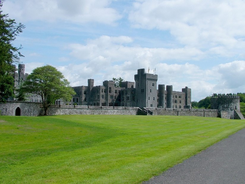 ashford castle - ireland 2