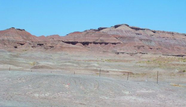 chinle formation - painted desert - hwy 89 - arizona 3