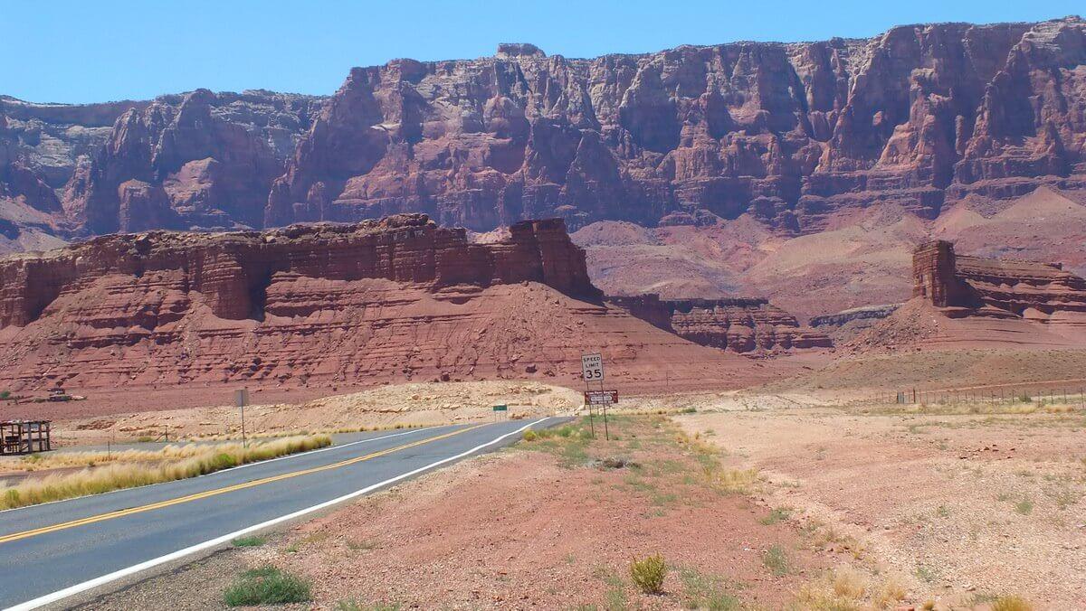 Border to Border - Highway 89 AZ -MT in July | Adventure Rider