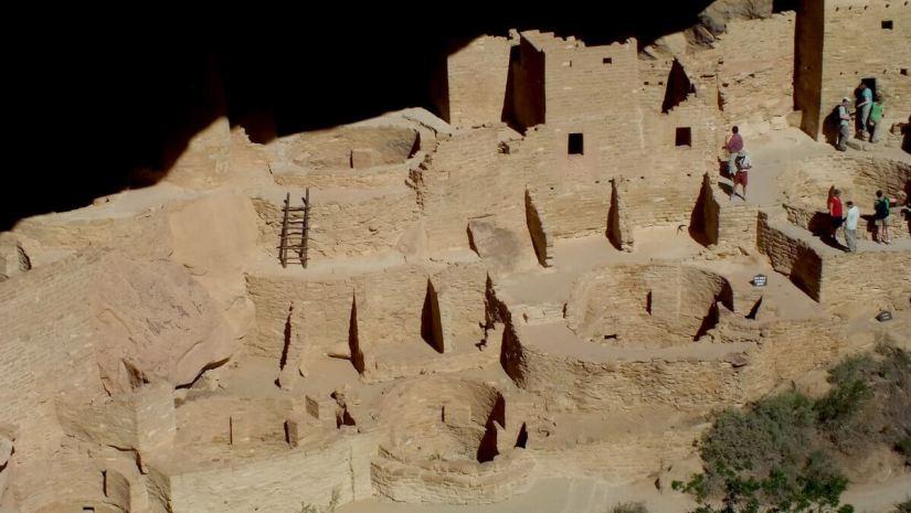 cliff palace at mesa verde national park - colorado 1