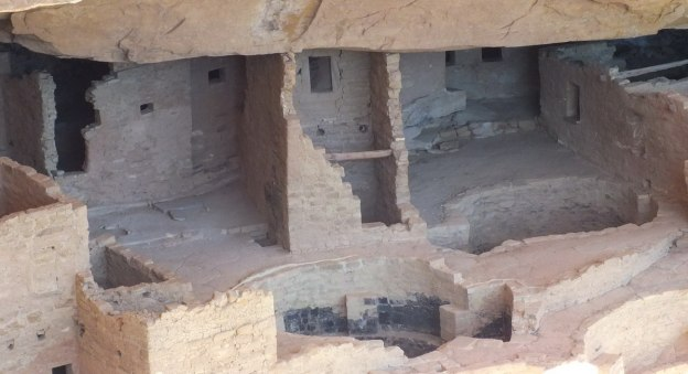 cliff palace at mesa verde national park - colorado 2