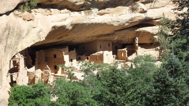 spruce tree house at mesa verde national park - colorado 5
