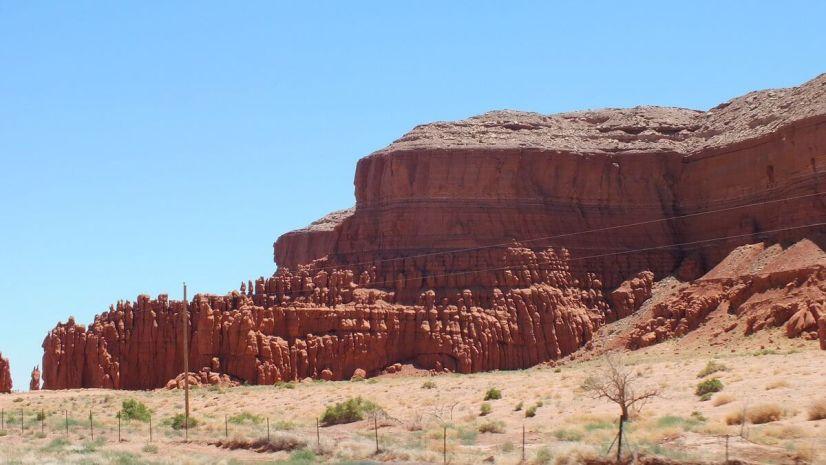 red teeth mountains - colorado