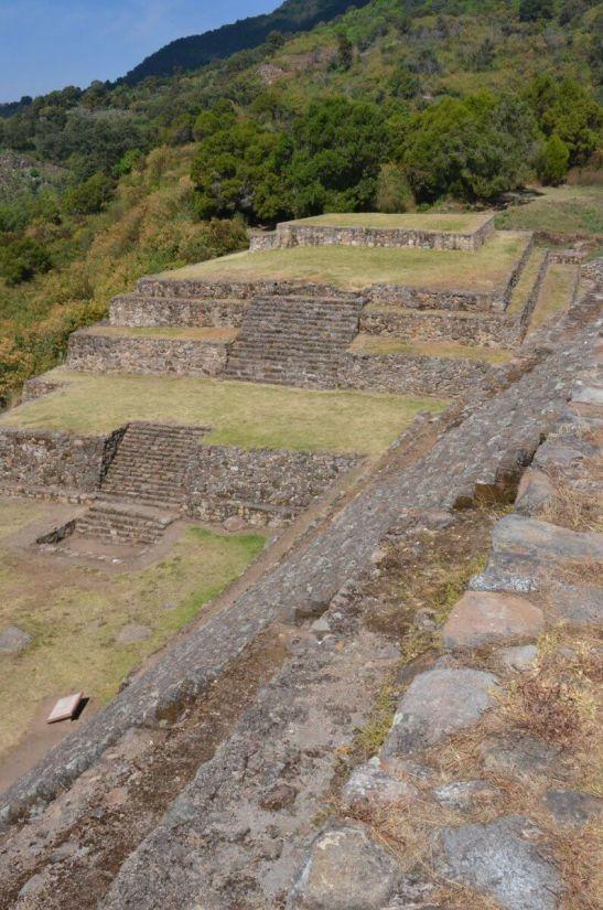 pyramids of san felipe de los alzati zitacuaro mexico photo 31