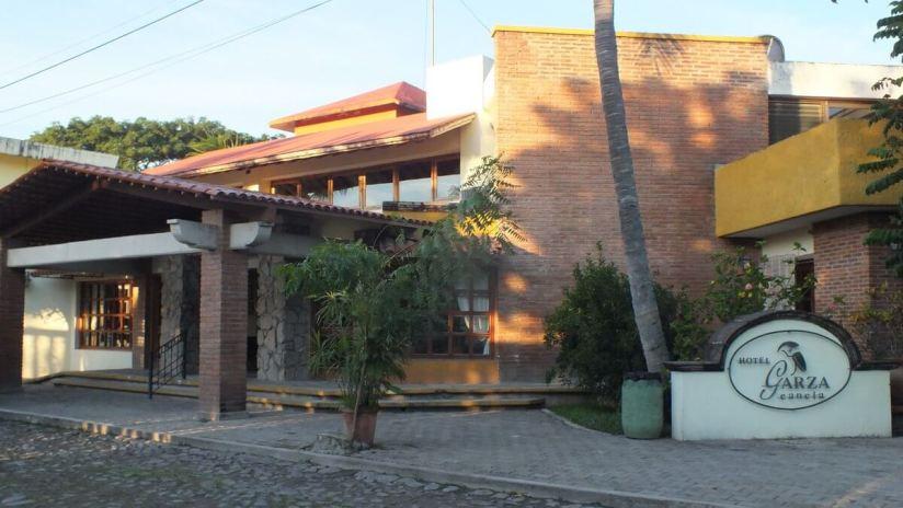 Hotel Garza Canela in San Blas, State of Nayarit, Mexico