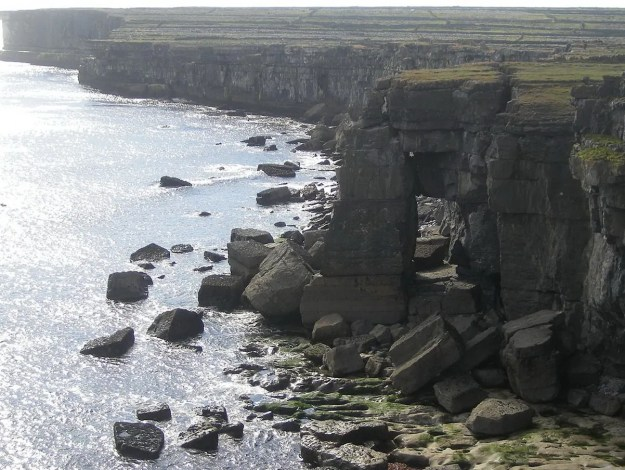 bike ride on inishmore island, ireland, pic 1