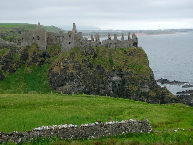 dunluce castle, northern ireland, pic 1