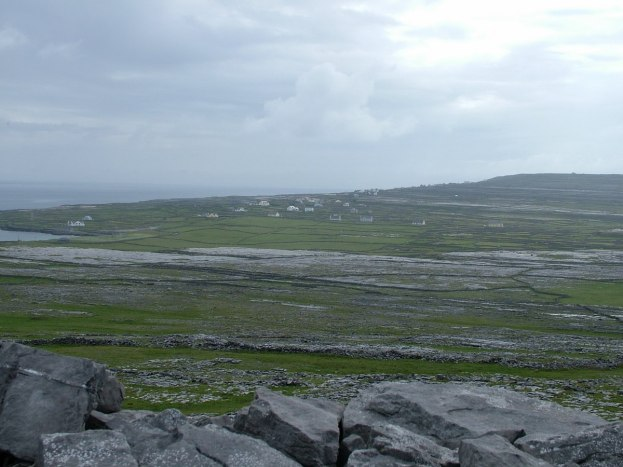 inishmore island, aran islands, ireland