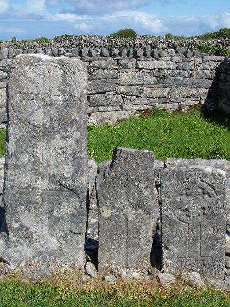 the seven churches ruins, inishmore island, ireland pic 9