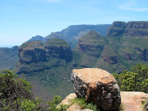 the three rondavels, blyde river canyon, south africa 3