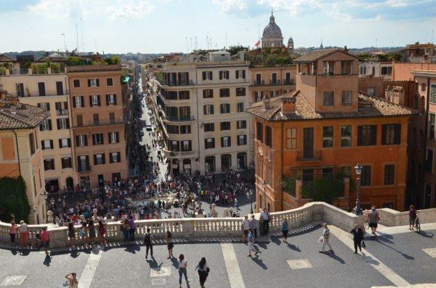 Spanish steps, rome, italy, pic 3