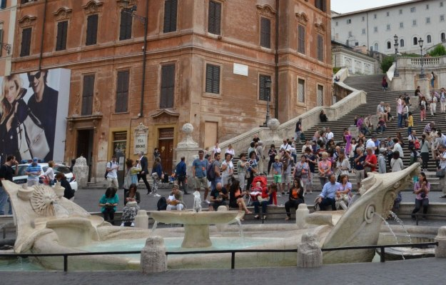 Spanish steps, rome, italy, pic 5