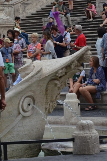 Spanish steps, rome, italy, pic 6