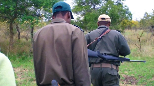 armed safari, kruger national park, south africa, pic 4