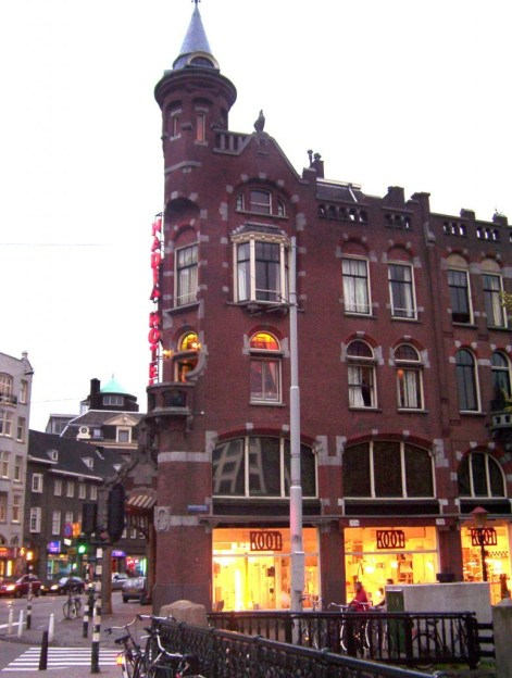 hotel nadia, amsterdam, the netherlands