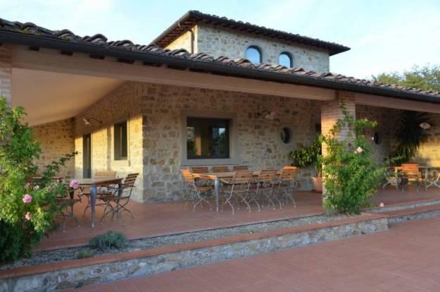 Winery at Il Colombaio di Cencio, Gaiole, Chianti, Tuscany, Italy 15