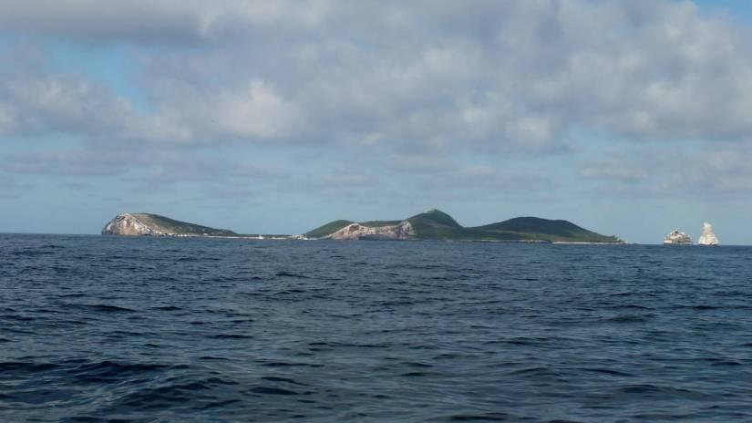 Isla Isabel, Pacific Ocean, San Blas, Mexico.