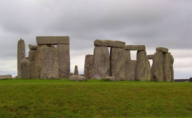 An image of Stonehenge in Wiltshire, England.  Photography by Frame To Frame - Bob and Jean.