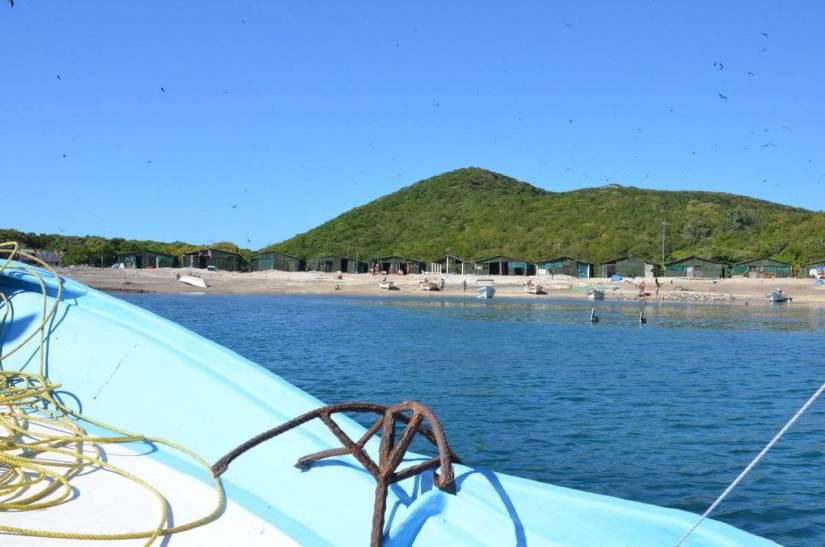 playa chica, lsla Isabel off San Blas, Mexico