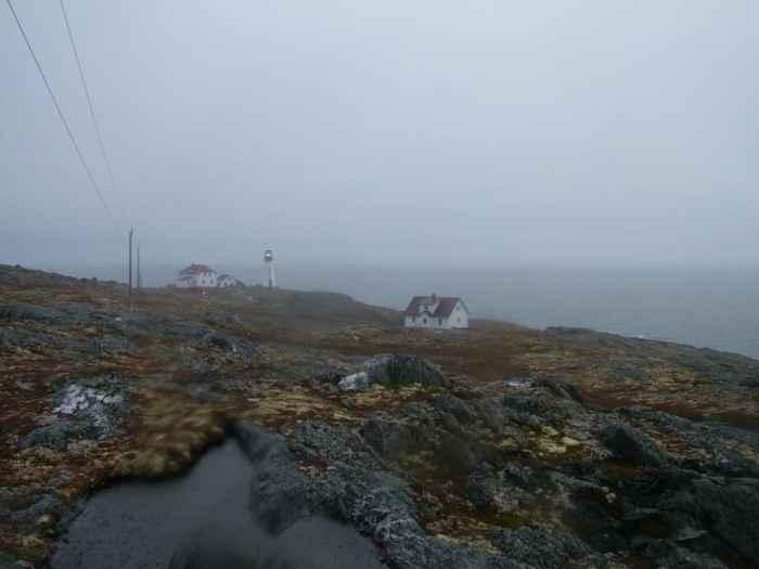 quirpon lighthouse inn, quirpon island, newfoundland, canada