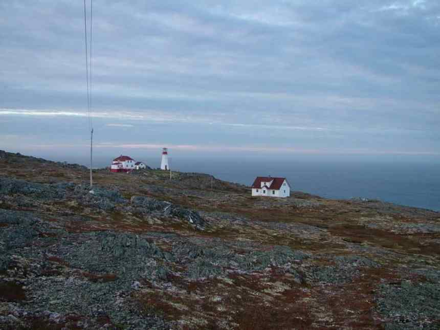 quirpon lighthouse inn and cottage, quirpon island, newfoundland