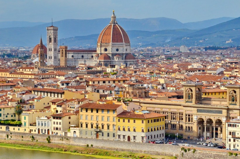 il duomo di firenze, florence cathedral, florence, italy