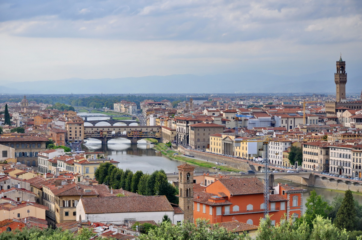 City Of Florence: Discovering The World
