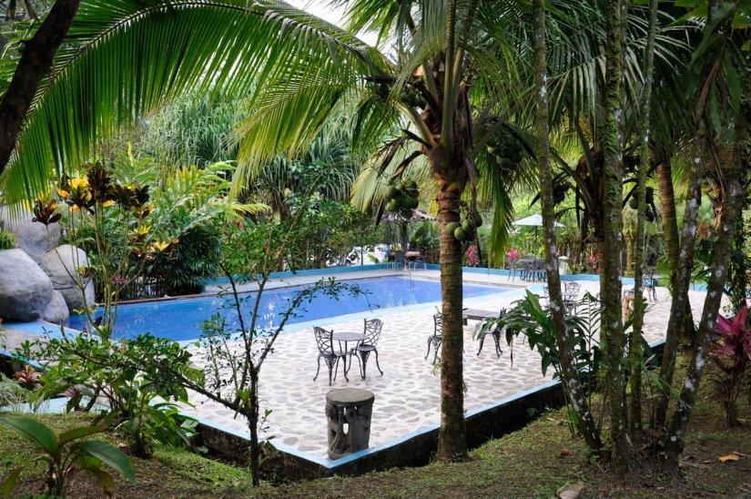 swimming pool, kokoro lodge, la fortuna, costa rica
