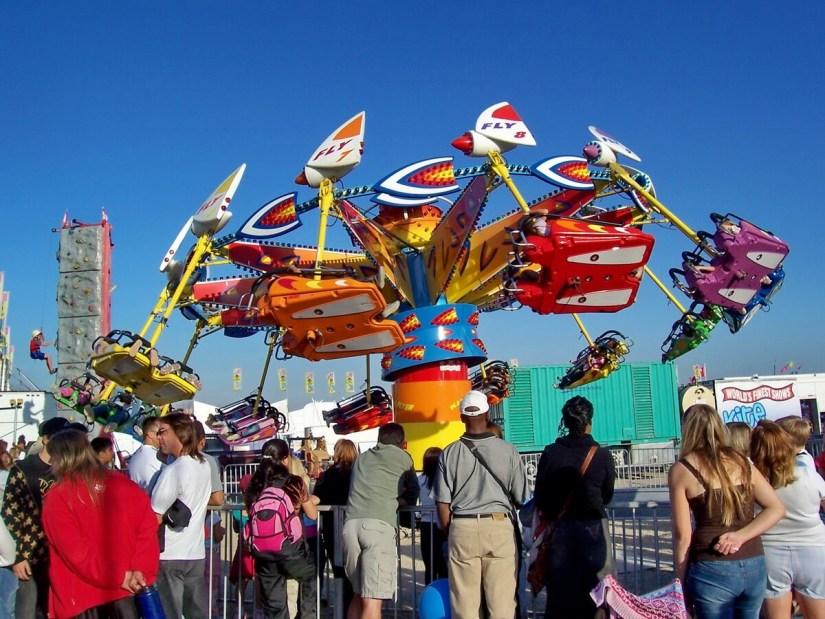 the midway, markham fair, markham, ontario, 2007