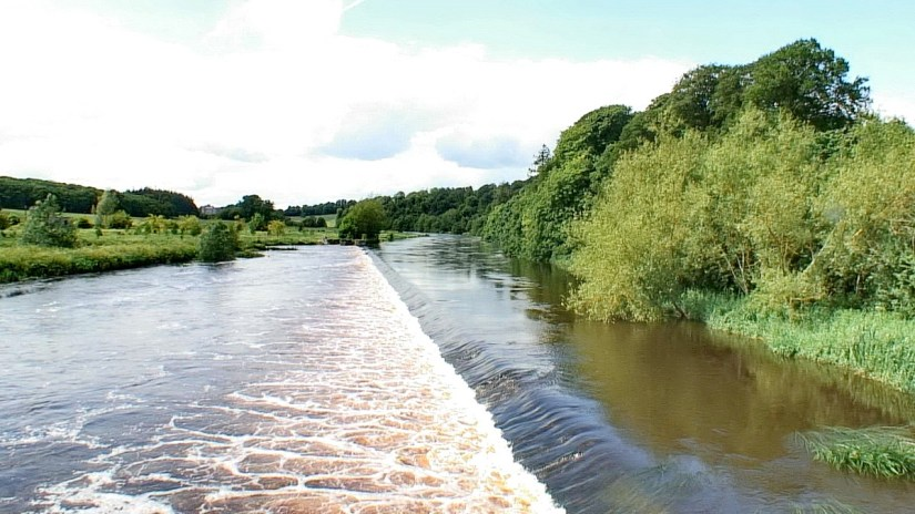 river boyne, county meath, ireland